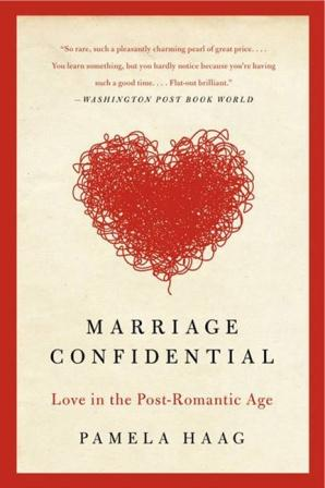 Marriage Confidential book cover